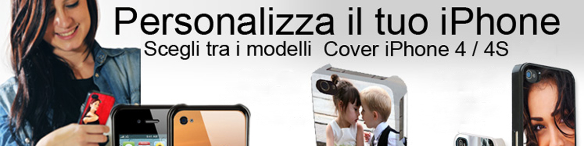 Cover iPhone 4 / 4S